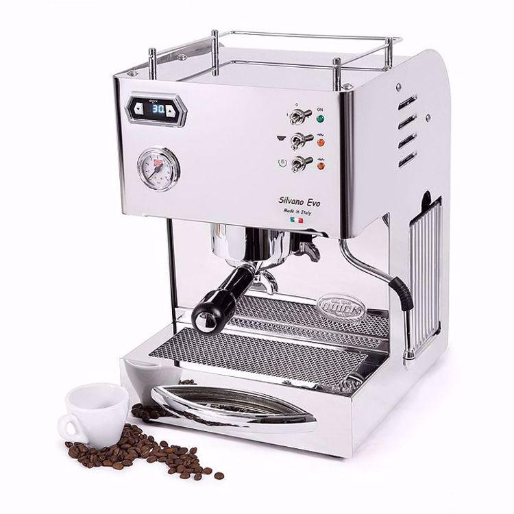 Afbeeldingen van Quick Mill Silvano losse koffie