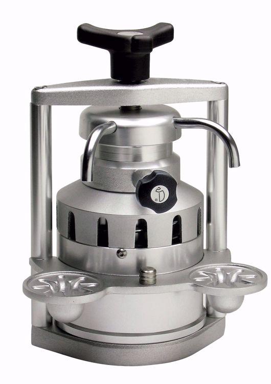 Afbeeldingen van Bacchi Espresso Coffee Machine Zilver