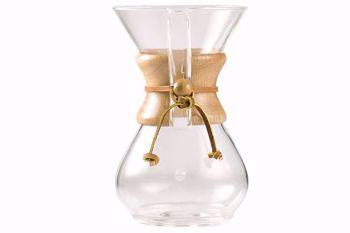 Afbeeldingen van Chemex koffiekan 1200ml 8 kops