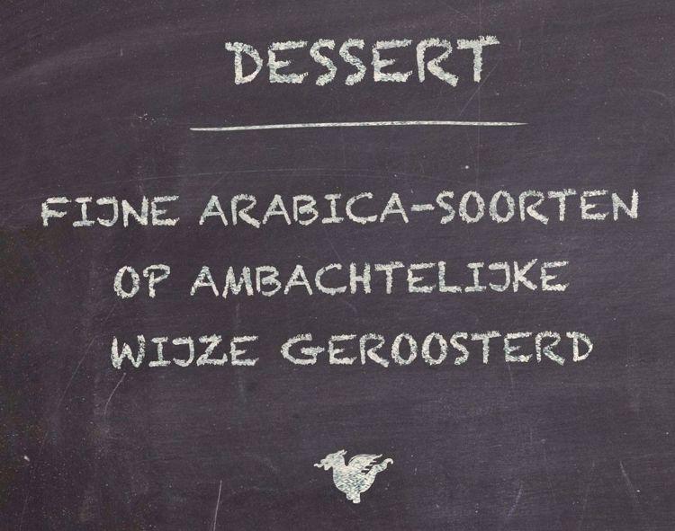 Afbeeldingen van De Draak Dessert